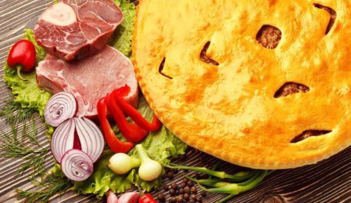 Заказать осетинские пироги с доставкой хабаровск