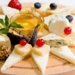 Ассорти из европейских сыров