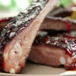 Свиные ребра BBQ