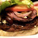 Греческий гамбургер