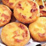 Мчади с сыром (Чвиштари)