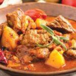 Венгерский суп-гуляш из дичи
